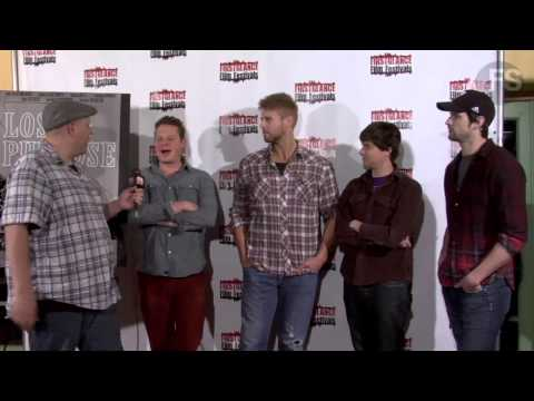FGFF Hollywood Interview -Lost On Purpose w/ Aaron Hill, James Lafferty, Tom Fugedi, Peter Donovan