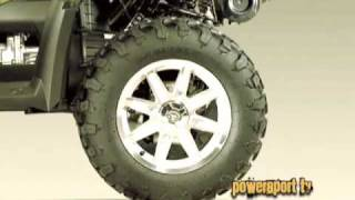 11. 2009 Polaris Sportsman 850 XP EPS
