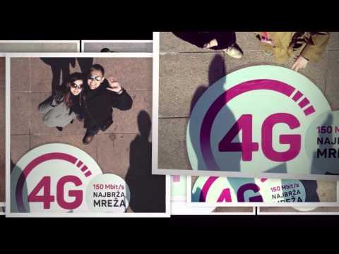4G dron dan
