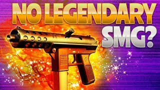 NO LEGENDARY SMG? (Fortnite Battle Royale) | rhinoCRUNCH