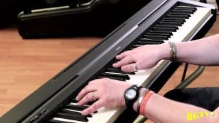 Download Lagu Yamaha P45 - Demo Grand Piano by Andrea Girbaudo Mp3