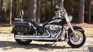 1. Used 2006 Harley Davidson Heritage Softail Classic Motorcycles for sale