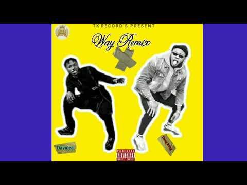 Davolee - Way Remix (Official Music Audio) ft. Thug King
