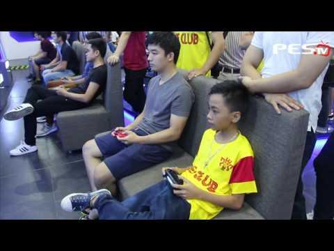 [PES 2016] Thần đồng [WHT] Bùi Thịnh Phát vs [ST] Tuấn Anh | BÓNG ĐÁ FAN CUP 2016