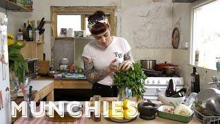 How-To: Make Lamb Rump Salad With Sarah De Burgh by Munchies
