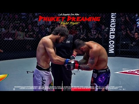 "Phuket Dreaming – Episode 8 ""Fight Night"" (on location at Phuket Top Team)"