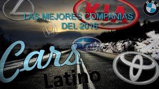Las Mejores Compañias del 2016 *CarsLatino* full download video download mp3 download music download