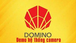 Demo hệ thống camera quan sát Origin AHD