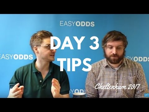 Cheltenham 2017 Tips | Day 3 Tips