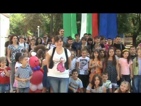 Peace Day at Hristo Botev Secondary School Vratsa