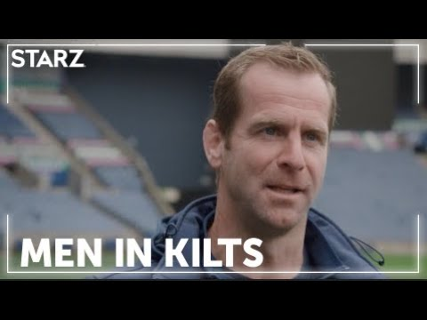 'Rugby Drill' Ep. 2 Clip | Men in Kilts | STARZ