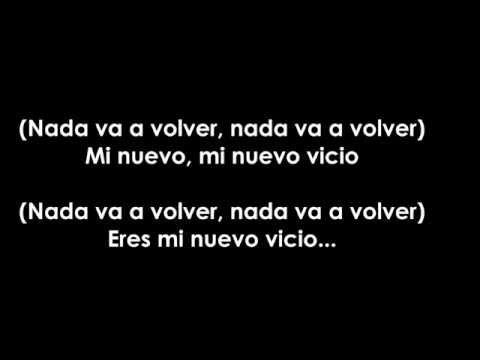 LETRA Mi Nuevo Vicio - Paulina Rubio ft. Morat (lyrics)