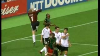 WM 2002: Der Titan wird bester Spieler