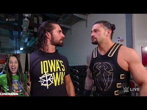 WWE Raw 2/5/18 Jason Jordan Can't Compete
