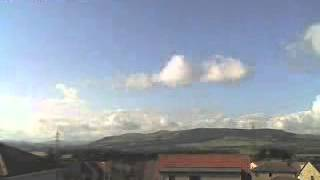12 September 2007 - WeatherCam Timelapse - FifeWeather.co.uk