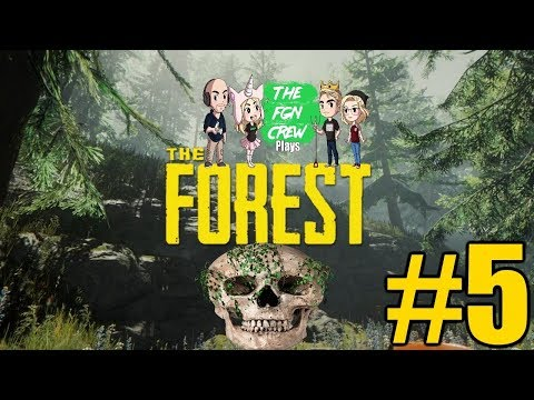 The FGN Crew Plays: The Forest Full Release #5 - Fake Susan