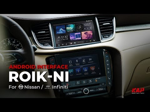 Android Interface for Nissan / Infiniti vehicles (test car: …