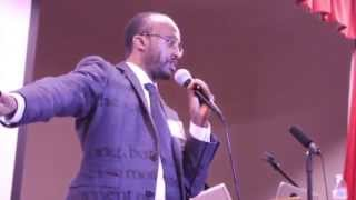 28TH OSA ANNUAL CONFERENCE PRESENTATION BY MOHAMMED ADEMO