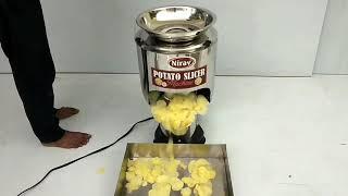 POTATO CHIPS PLANT / POTATO CHIPS MACHINE - MO.9979893935