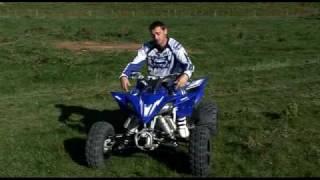 7. 2009 Yamaha YFZ450R Sport ATV