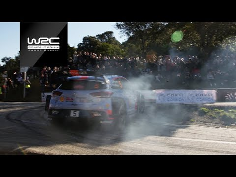 WRC - Corsica Linea Tour de Corse 2018: PREVIEW