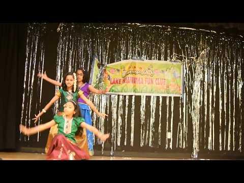Video Keranirakaladum dance performed  by Smrithi Vaishnavi  Riya Onam 2017 at New Jersey USA download in MP3, 3GP, MP4, WEBM, AVI, FLV January 2017