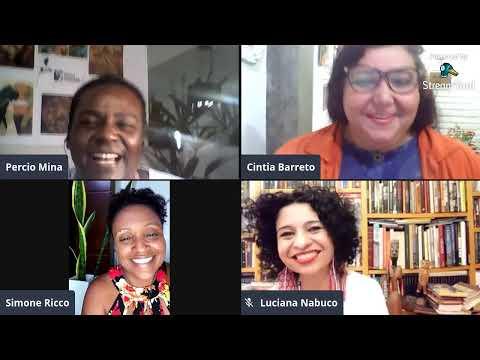 Webconversa sobre mulheres, Arte, Educação e Resistência - com a EDITORA CONEXÃO 7 - Com PERCIO MINA