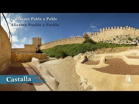 CASTALLA. Alicante, pueblo a pueblo