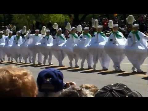 National Cherry Blossom Parade with speaker Charlie Adams and Edgerton's Travel (видео)