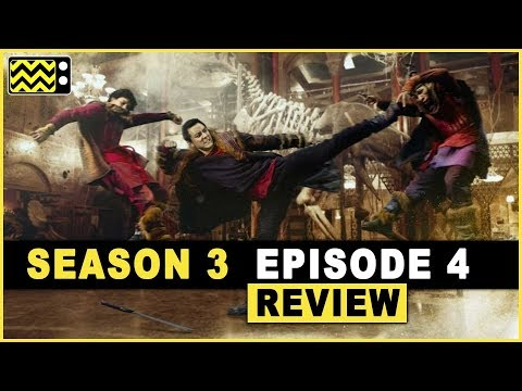 Into the Badlands Season 3 Episode 4 Review & Reaction | AfterBuzz TV
