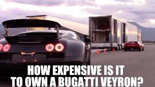 Ile kosztuje utrzymianie Bugatti