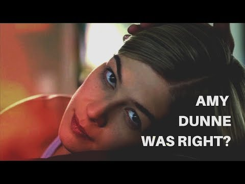 AMY DUNNE WAS RIGHT?!?! || The Exaggerated Effects of Misogyny in Gone Girl
