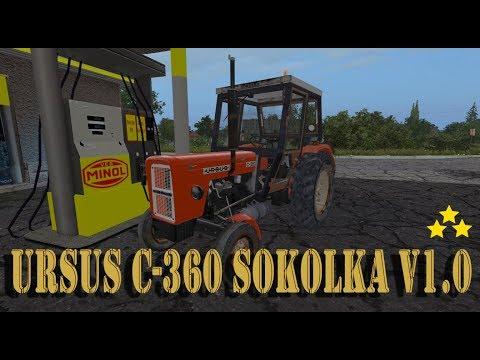 Ursus c-360 Sokolka v1.0