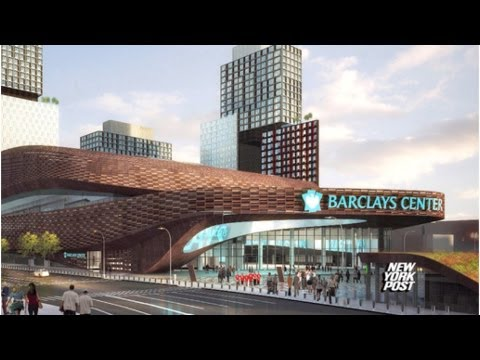 An arena grows in Brooklyn - New York Post