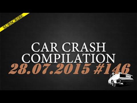Car crash compilation #146 | Подборка аварий 28.07.2015
