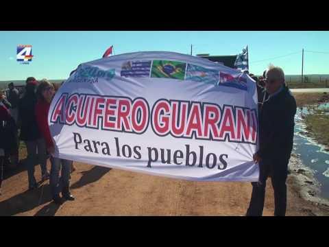 Cerro Padilla: Manifestación en rechazo a las perforaciones de prospección de hidrocarburos