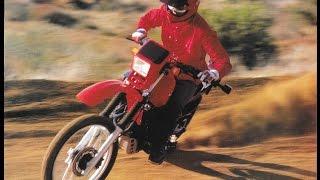 8. 87' Honda XL600R
