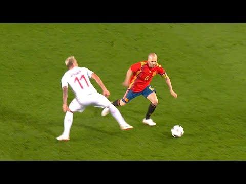 Andres Iniesta vs Switzerland (Friendly) 03/06/2018 HD 1080i - Thời lượng: 8 phút, 5 giây.