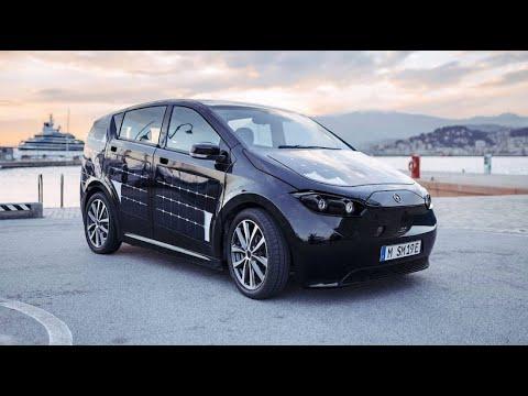 Münchener Start-up will mit Solar-Auto durchstarten