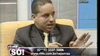 Debate Com O Professor Fabio Sabino, Parte 2
