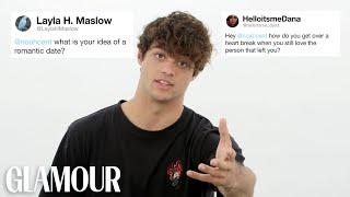 Video Noah Centineo Gives Advice to Strangers on the Internet | Glamour MP3, 3GP, MP4, WEBM, AVI, FLV September 2018