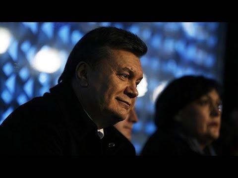 Ουκρανία: Ξεκίνησε η δίκη για διαφθορά κατά του Γιανουκόβιτς
