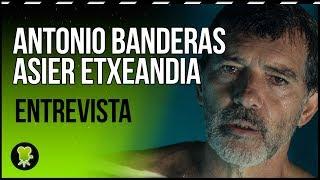 Cómo Antonio Banderas ha enseñado al reparto de 'Dolor y gloria' a tratar con Pedro Almodóvar