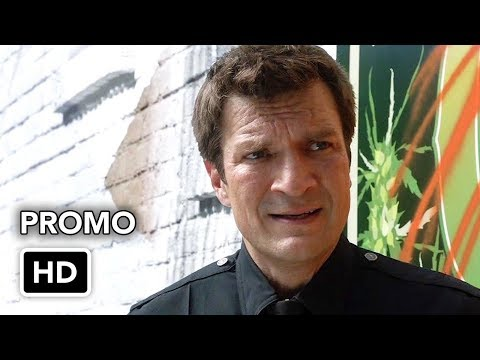 """The Rookie 1x05 Promo """"The Roundup"""" (HD) Nathan Fillion series"""
