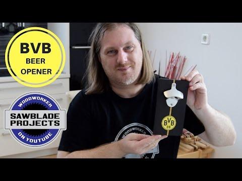 BVB BORUSSIA DORTMUND  BEER BOTTLE OPENER