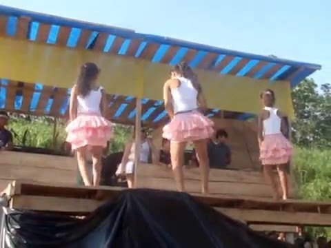 grupo JOVENS DA ARTE vence concurso de dança do festival de  de praia  2015