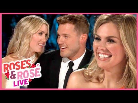 Bachelor Roses & Rose LIVE Finale Part 2 RECAP: Does Colton Get Engaged?! Plus The New Bachelorette