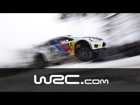 WRC Sweden - Stages 1-2