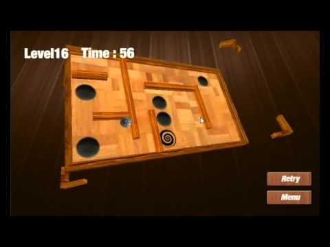 Video of Tilt Labyrinth:Ball Maze3D