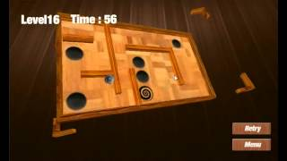 Tilt Labyrinth:Ball Maze3D YouTube video